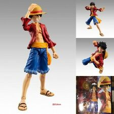 anime Luffy with hat figure figures PVC Auction  toys toy YT180 collect new