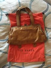 Ted Baker Clasp Leather Outer Totes