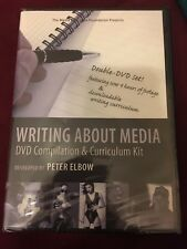 NEW ~ Writing About Media - DVD Compilation & Curriculum Kit ~ Peter Elbow