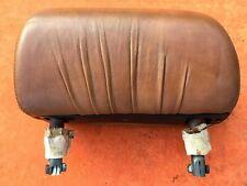 MASERATI BITURBO 1985 1986 1987 1988 1989 INTERIOR HEADREST ORIGINAL SEAT