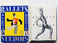 Ballets Suedois Jacques Damase 1989 Anni Venti Avanguardia Nijinski Jean Borlin