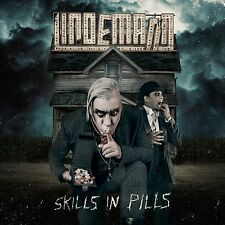 LINDEMANN - SKILLS IN PILLS (LTD.SUPER DELUXE) CD NEUF (Rammstein-Pain/Hypocrisy