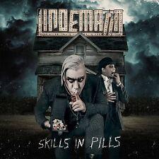 LINDEMANN - SKILLS IN PILLS (LTD.SUPER DELUXE) CD NEUF (Rammstein-Pain/Hypocrisy