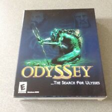 "Odyssey: The Search for Ulysses ""B""      WIN 95/98      NIB"