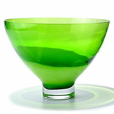"Waterford Evolution Peridot Whisper Footed Bowl 14"",  Evolution Waterford Gifts"