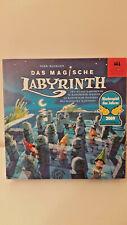 Das magische Labyrinth vollständig unbespielt