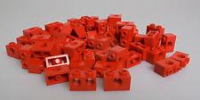 LEGO ® Technic 80x piccole travi foro 1 x 2 MIX 32000 & 3700 ROSSO