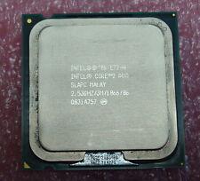 Intel Core 2 Duo E7200 / 2.53GHz / 3M / 1066MHz - SLAPC - Socket 775 - Tested