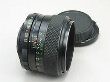 Fuji Fujinon 55mm f/1.8 Lens M42 857