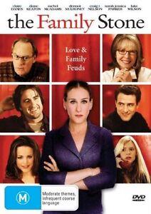 The Family Stone (DVD, 2006) Rachel McAdams, Luke Wilson, Sarah Jessica Parker
