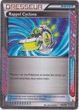 Rappel Cyclone - N&B:Explosion Plasma - 95/101 - Carte Pokemon Neuve Française
