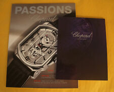 Chopard Catalogs - Chopard Imperiale & Passions Chopard - New!