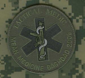 PEDRO DUSTOFF AIR AMBULANCE PARAMEDIC TCCC Combat Tactical Medic velkrö Patch