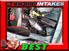 K&N+BLACK RED 95-97 CHEVY CAMARO/PONTIAC FIREBIRD 3.8L V6 COLD AIR INTAKE 2PC