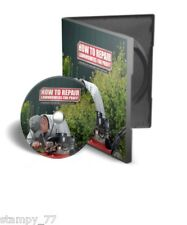 How To Repair Lawn Mowers For Profit DVD