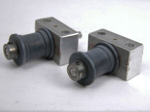16MM FILM ROLLERS For Editing or Rewind Bench