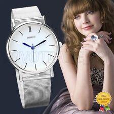 Fashion Women's Watch Ladies Stainless Steel Analog Quartz Wrist Watches
