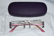 NEW Brendel Eschenbach 902048 Red (55) 50-17-135 Eyeglass Frame and Case