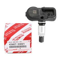 1X Genuine TIRE PRESSURE SENSOR TPMS For Scion Toyota Lexus 42607-33021 PMV-107J