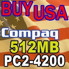 512MB Compaq dc5100 MT SFF Memory Ram