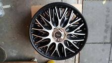 2 X 15 Zoll Radkappen / Radzierblenden für Peugeot 206 / 206 CC