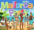 CD Mallorca fête de Various Artists 4CDs