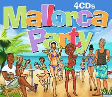 CD Mallorca Party von Various Artists 4CDs