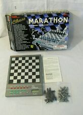 Tiger Electronic Chess Marathon Electronic Chess Game In Box Tested Works