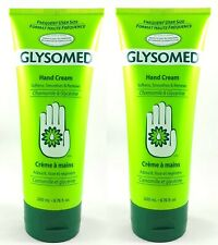 Lot of 2 Glysomed Hand Cream Lotion Large Tube 200ml New