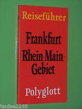 Frankfurt Rhein Main Gebiet - Polyglott Reiseführer - TB (102)