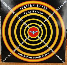 VARIOUS – ITALIAN STYLE COMPILATION LP N. 1745