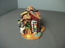 2004 Blue Sky Clayworks - The Artists Studio for Night Light or T-lite - j js