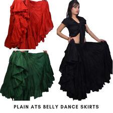 25 Yard Falda De Algodón-Belly Dance Disfraz Faldas