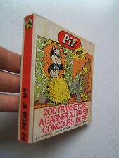 PIF  POCHE  /  NUMEROS  122 / OCTOBRE 1975