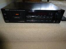 Denon Dr-M30Hx 3 Head Cassette Deck With Remote