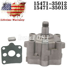 For Kubota Engine Oil Pump V2003 V2203 V2403 V1702 V1902 V1903 D1102 D1703 D1503