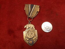 #3 of 47, OLD VTG AMERICAN LEGION MEDAL, 1950 NATIONAL CONVENTION, LOS ANGELES