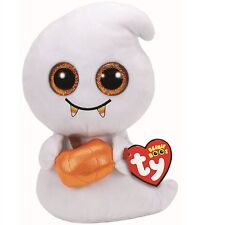 Ty Beanie Babies Boos 37147 Scream the Halloween Ghost Boo Buddy