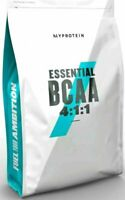 My Protein BCAA Pulver 1kg 500g 250g 2kg im Beutel 4:1:1 MyProtein BCA BCAAs s
