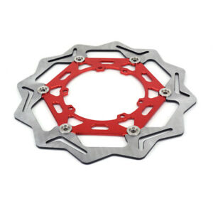 For Honda CRF250X CRF250R CRF450R CRF450X 270MM Front Floating Brake Disc Rotor