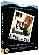 Memento 5060002836798 With Guy Pearce Blu-ray Region 2