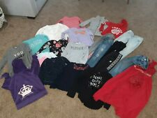Girl's Clothing HUGE Lot Size 10/12 Justicegap Juicy couture umbrella old navy