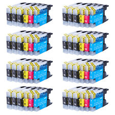 48 PK LC-75 XL Ink Cartridges for Brother MFC-J430w MFC-J825DW MFC-J835W Printer