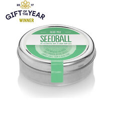 Seedball Herb Mix. Kitchen Garden In a Tin! Grow Your Own Basil Chives Dill etc