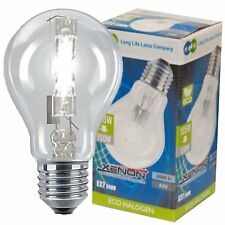 4 x 105w =150w XENON ECO Halogen GLS Energy Saving Light Bulb E27 Dimmable Bulbs