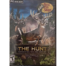 Games Bass Pro Shops: The Hunt PC DVD