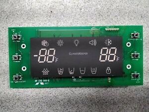 Samsung Refrigerator Display Control Board Part # DA41-00475A