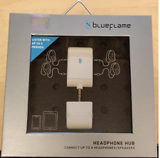 BLUEFLAME HEADPHONE HUB - CONNECTS 4 SPEAKERS