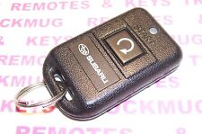 SUBARU DEALER INSTALLED REMOTE START FOB GOH-PCMINI-4Q FREE SHIP USA