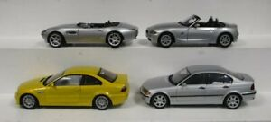 Kyosho & UT Models 1/18 Scale Die-Cast BMW Cars [4]